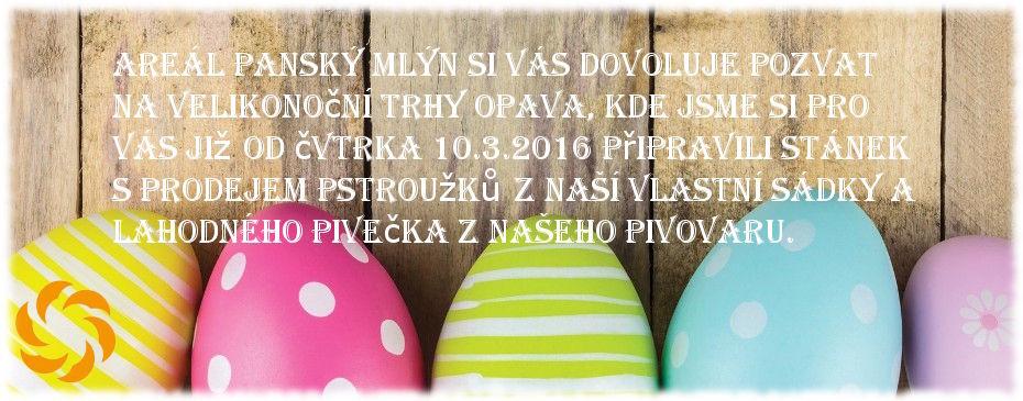 Panský Mlýn Velikonoční Trhy Opava